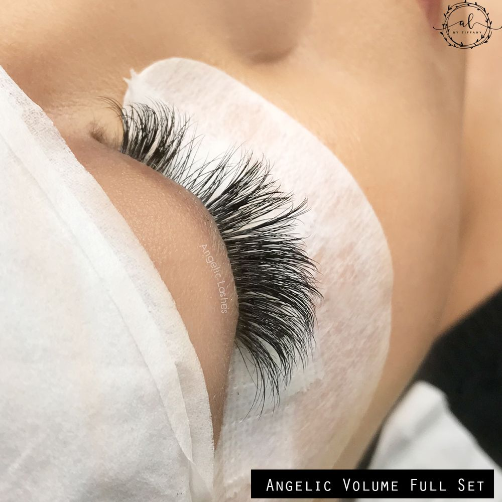 Angelic Lashes By Tiffany: 10560 Main St, Fairfax, VA