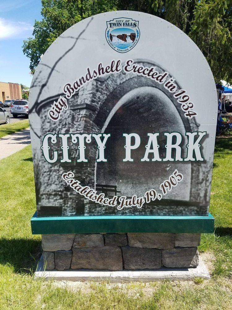 City Park: 136 Maxwell Ave, Twin Falls, ID