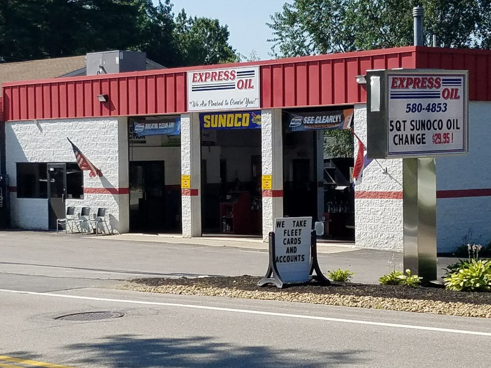 Express Oil: 122 Epping Rd, Exeter, NH