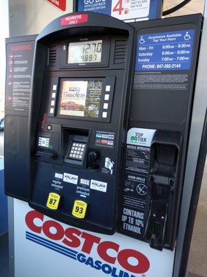 Costco Mount Prospect >> Costco Gas 999 N Elmhurst Rd Mount Prospect Il Gas Stations