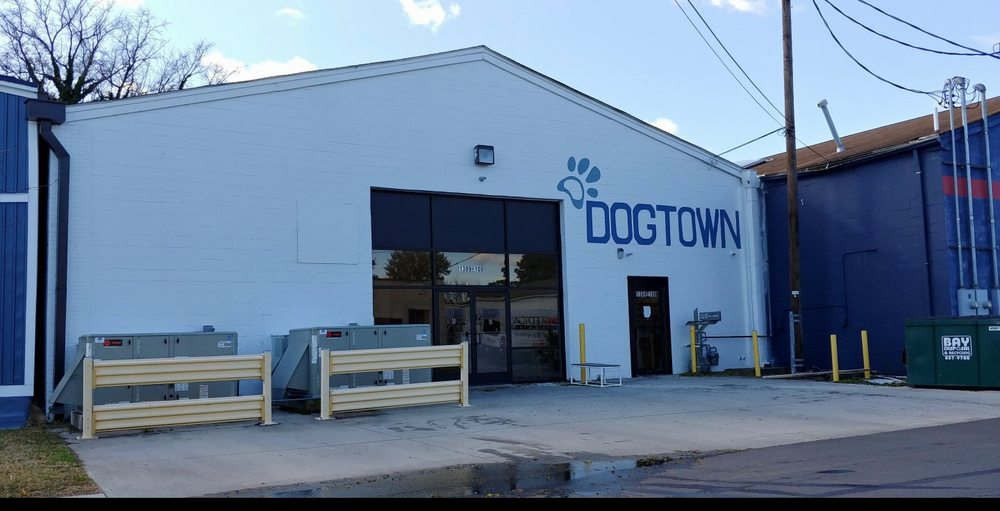DogTown: 1309 Raleigh Ave, Norfolk, VA