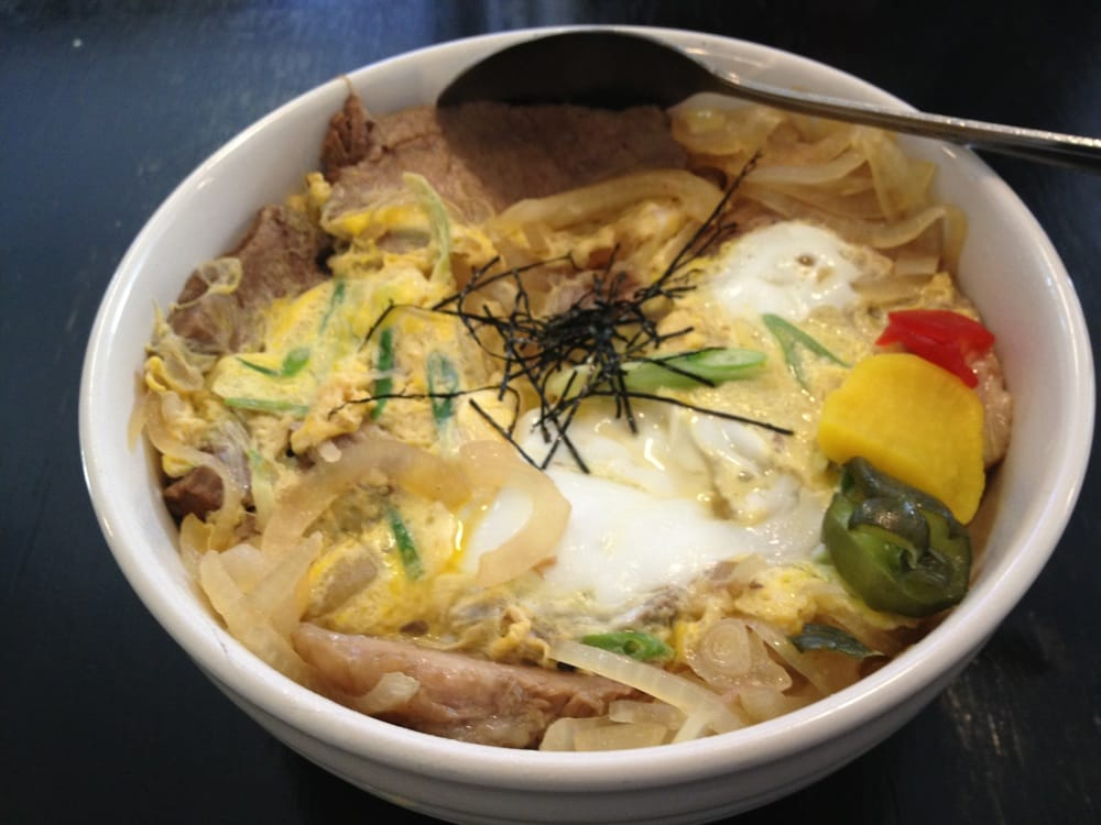 Buta bara don pork belly rice bowl yelp - Yoshi japanese cuisine ...