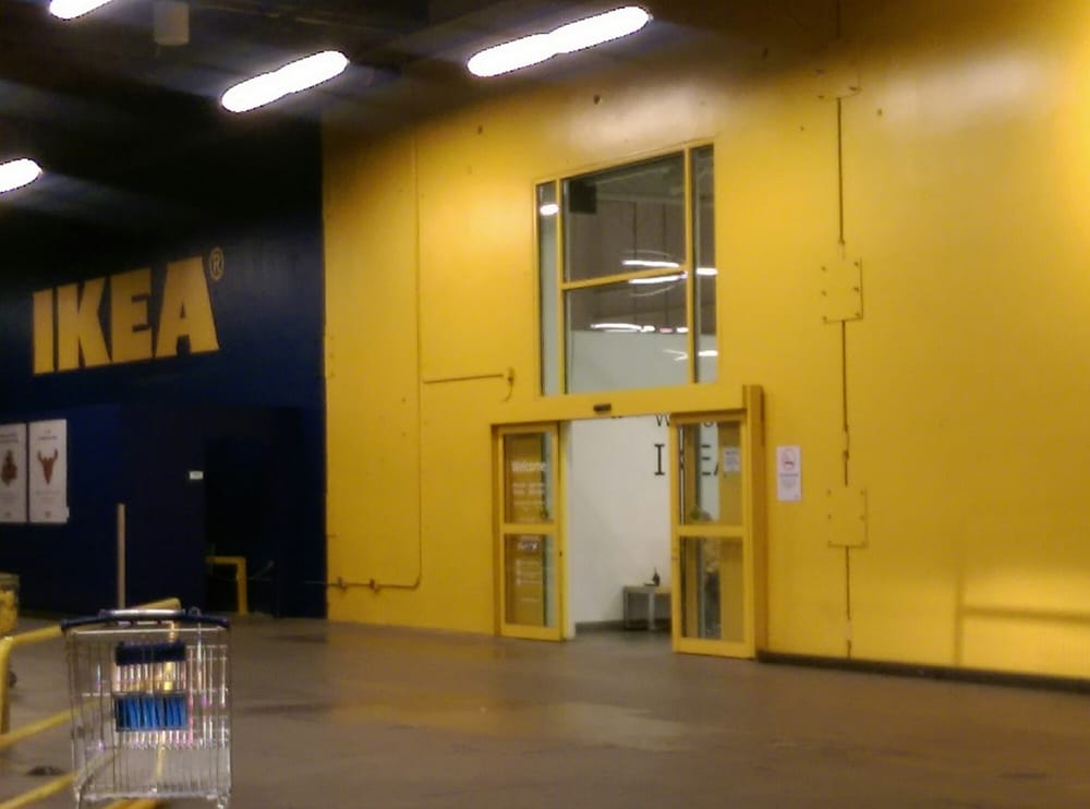 Ikea entrance yelp for Ikea seattle ameublement renton wa