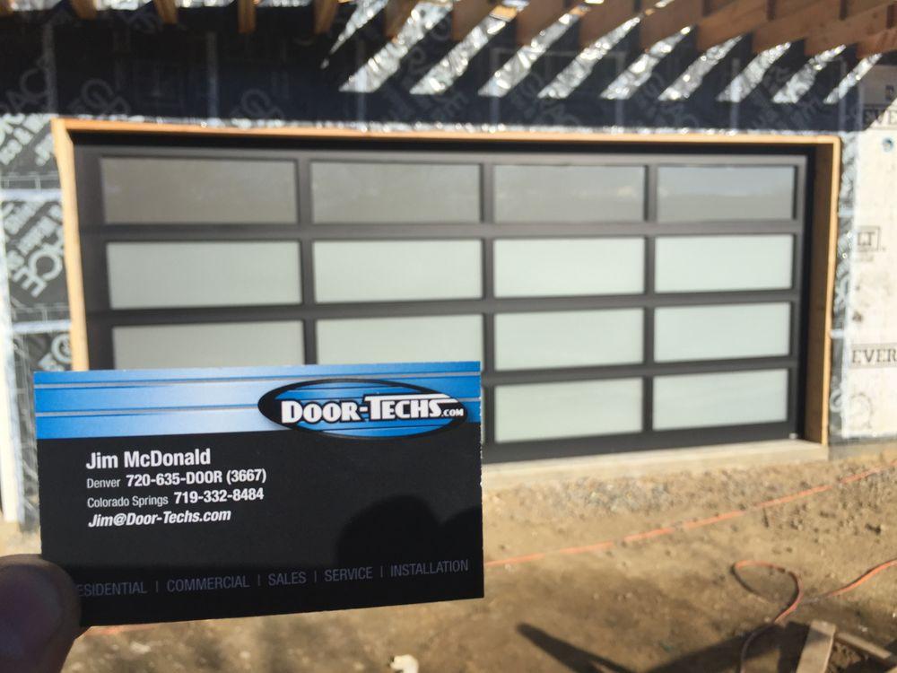 Door-Techs - 11 Reviews - Garage Door Services - 5652 N Strawberry Ln Castle Rock CO - Phone Number - Yelp & Door-Techs - 11 Reviews - Garage Door Services - 5652 N Strawberry ...
