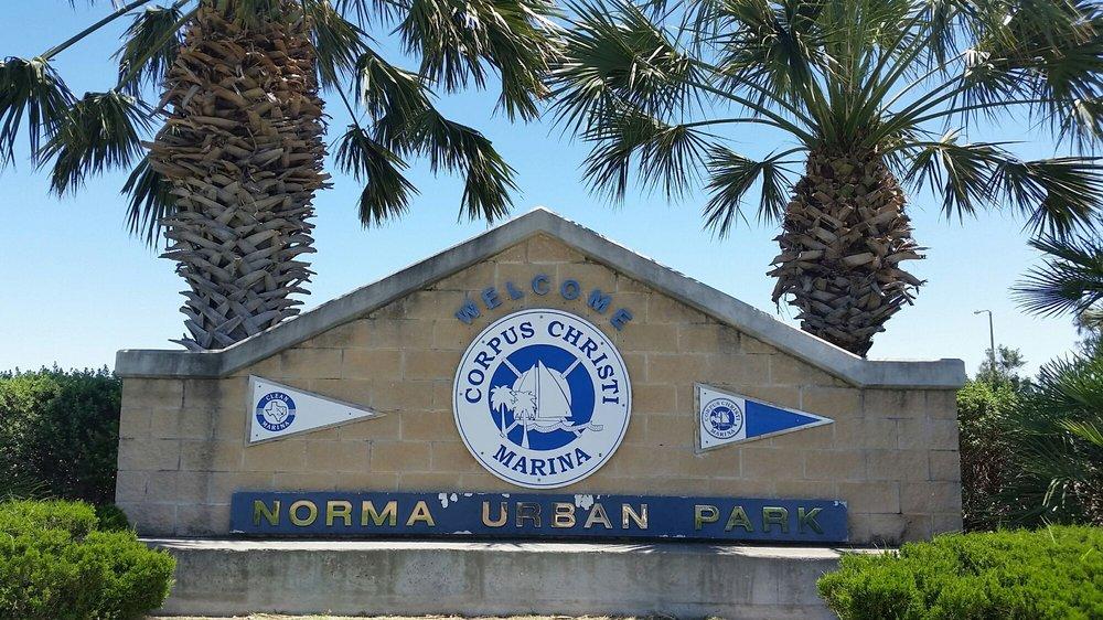 Norma Urban Park: Peoples St T-Head, Corpus Christi, TX