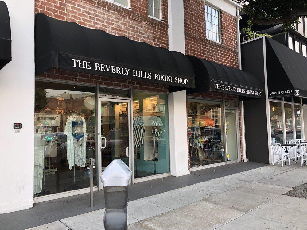 The Beverly Hills Bikini Shop