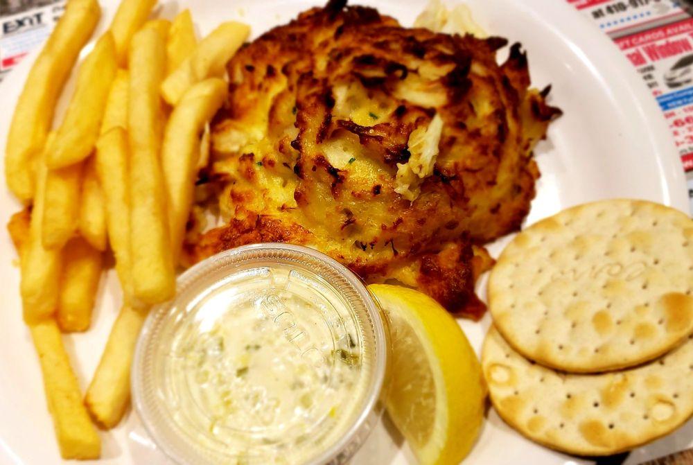 Box Hill Crab Cakes: 2915 Emmorton Rd, Abingdon, MD