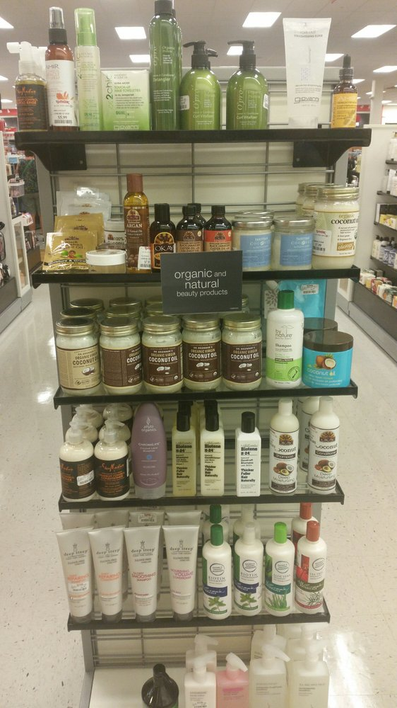 Awesome organic skin & hair product selection today - Yelp