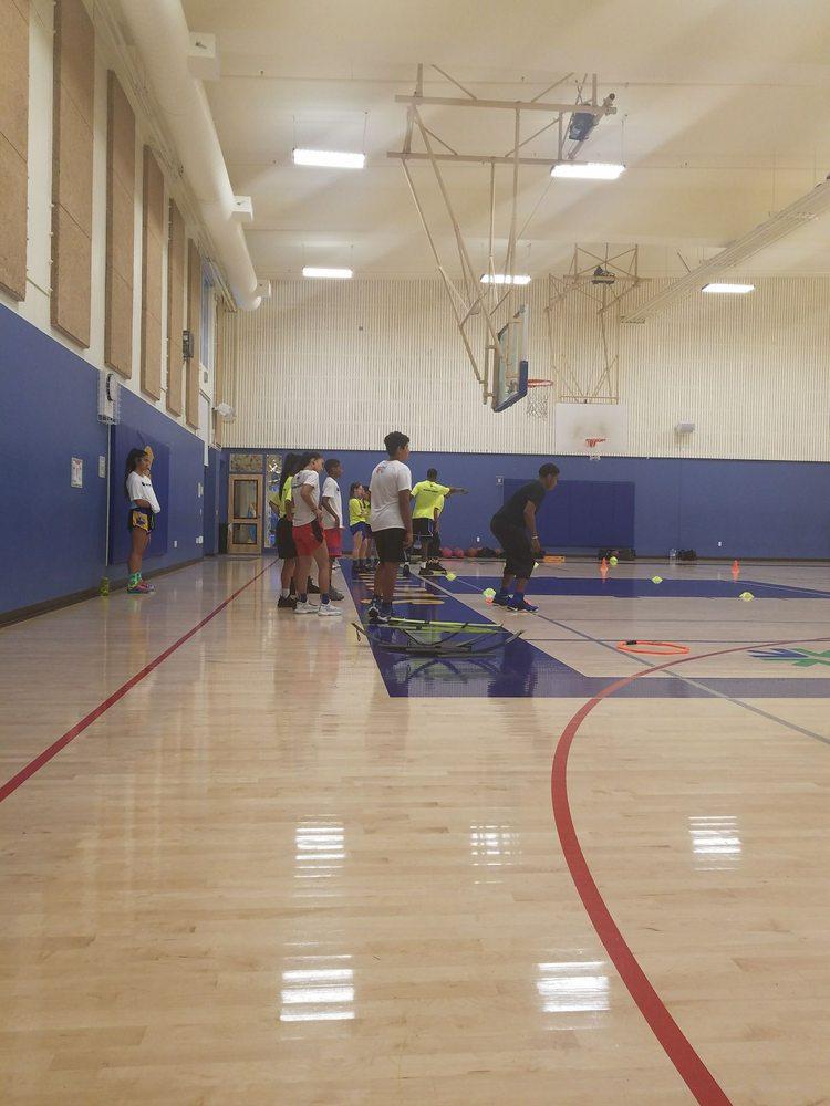Nino Samuel's Basketball Training