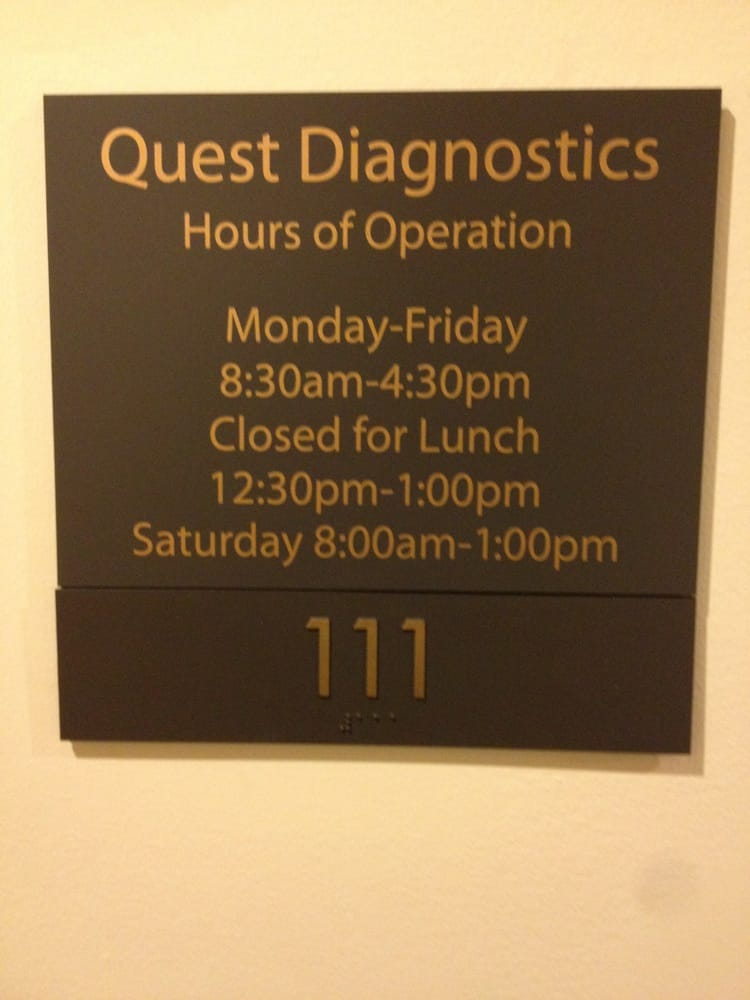Quest Near Me >> Quest Diagnostics - Medical Centers - 303 E Army Trl ...