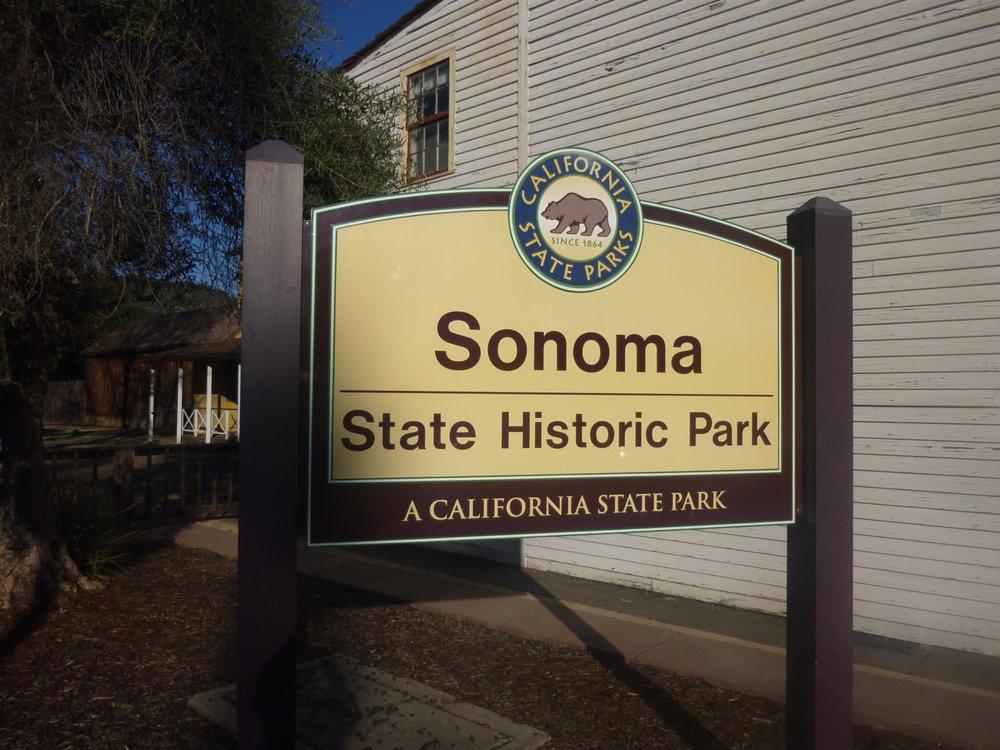 Sonoma State Historic Park: 363 3rd St W, Sonoma, CA