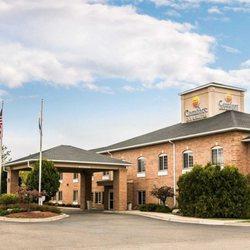 Photo Of Comfort Inn Suites Fenton Mi United States