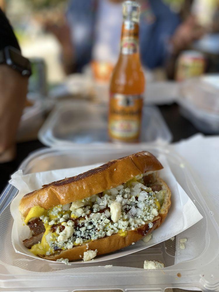Haute Dog and Fries: 610 Montgomery St, Alexandria, VA