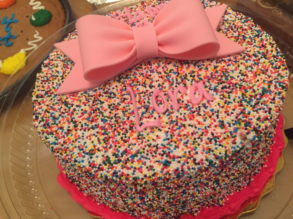 Cousins Birthday Cake Yelp