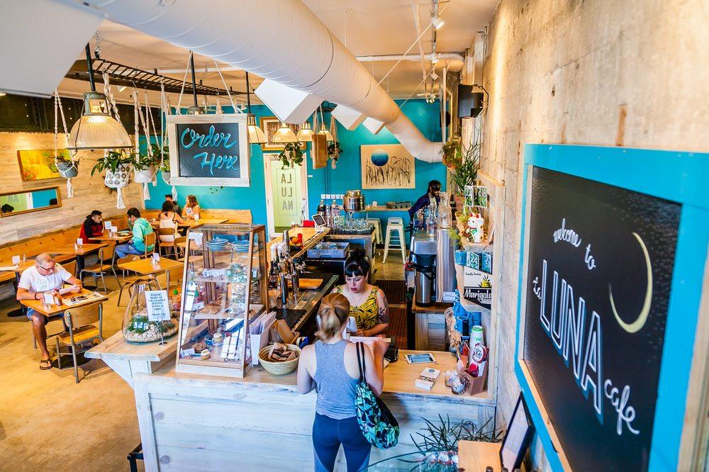 La Luna Cafe: 828 SE Ash St, Portland, OR