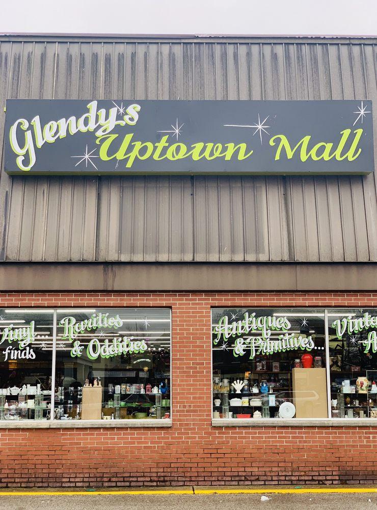 Glendy's Uptown Mall: 901 Poplar St, Terre Haute, IN