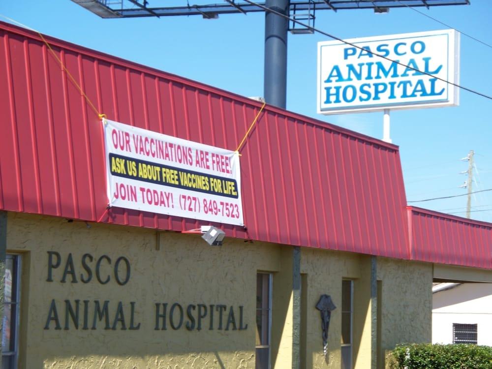 Pasco Animal Hospital: 4605 US Hwy 19, New Port Richey, FL