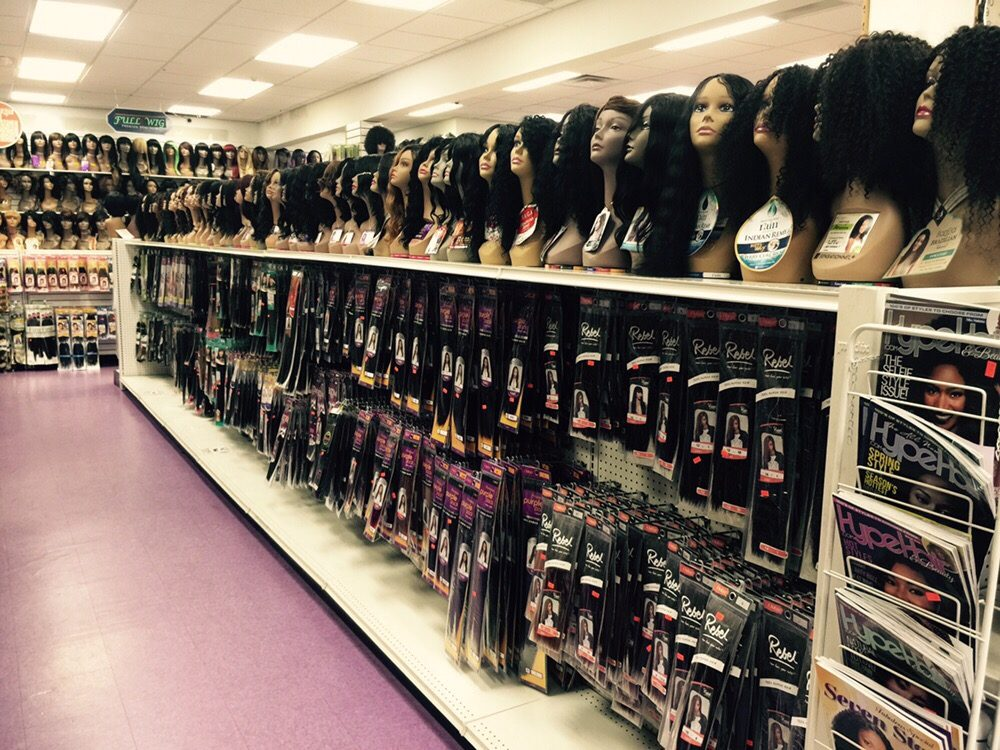 City Beauty Hair Store: 1351 Whalley Ave, New Haven, CT