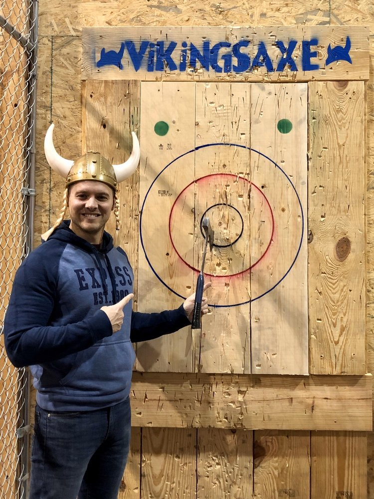 Viking's Axe: 2050 Carolina Place Dr, Fort Mill, SC
