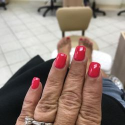 Photo of ABC Nails - Grand Rapids, MI, United States. Cindy was fabulous