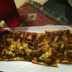 Photo Of Millington Place Eatery Winfield Ks United States Flat Bread Pizza
