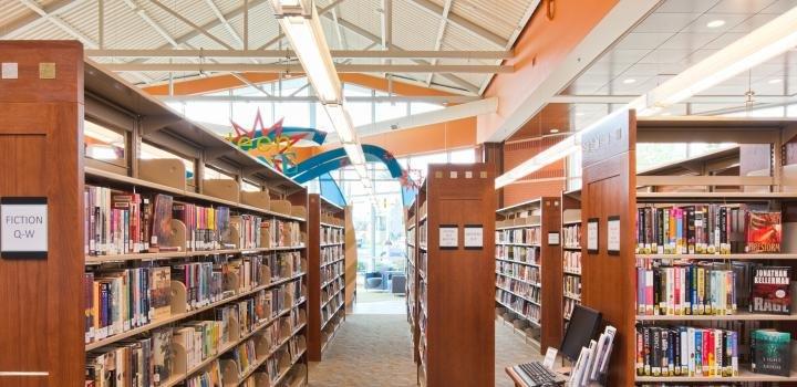 Frederick County Public Libraries - Brunswick Branch Library: 915 North Maple Ave, Brunswick, MD