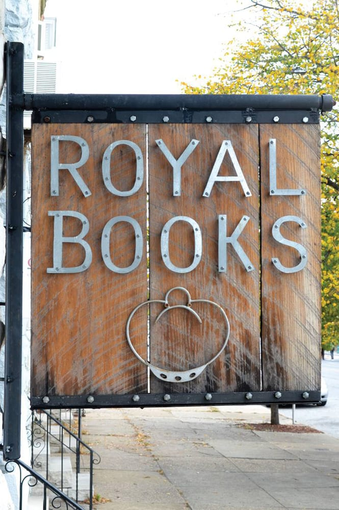 Royal Books: 32 W 25th St, Baltimore, MD
