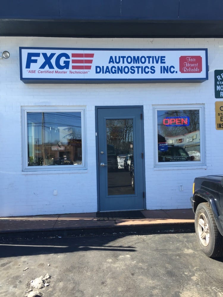 F X G Automotive Diagnostics: 635 Seaman Ave, North Baldwin, NY