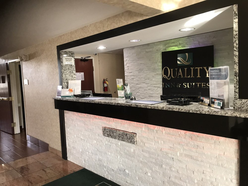 Quality Inn & Suites Middletown - Franklin: 6475 Culbertson Rd, Franklin, OH