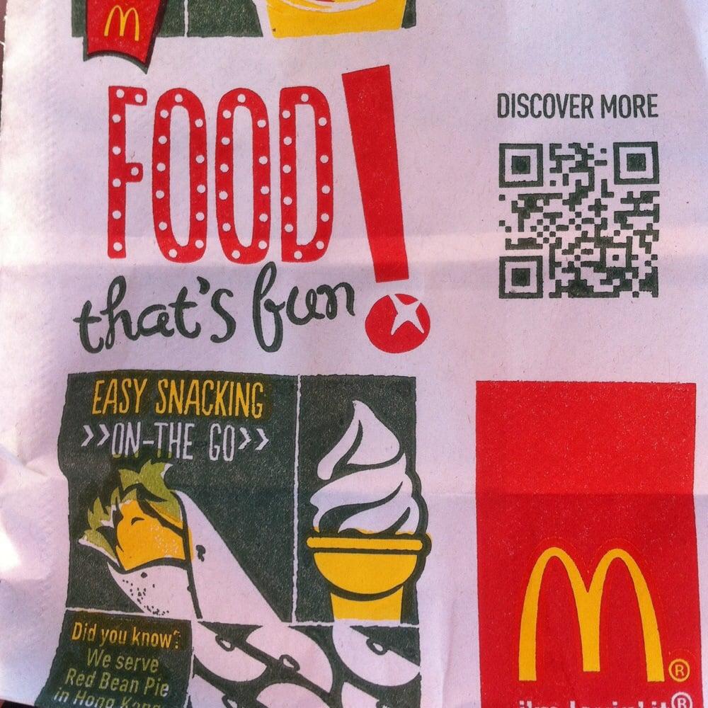 McDonald's: 1232 S Rogers Ave, Clarksville, AR