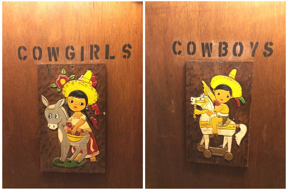 Restaurant Bathroom Signs bathroom signs - yelp