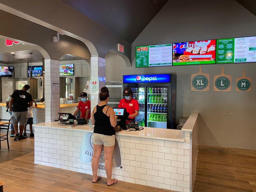 Marcos Pizza: 1010 Market St, Greensboro, GA