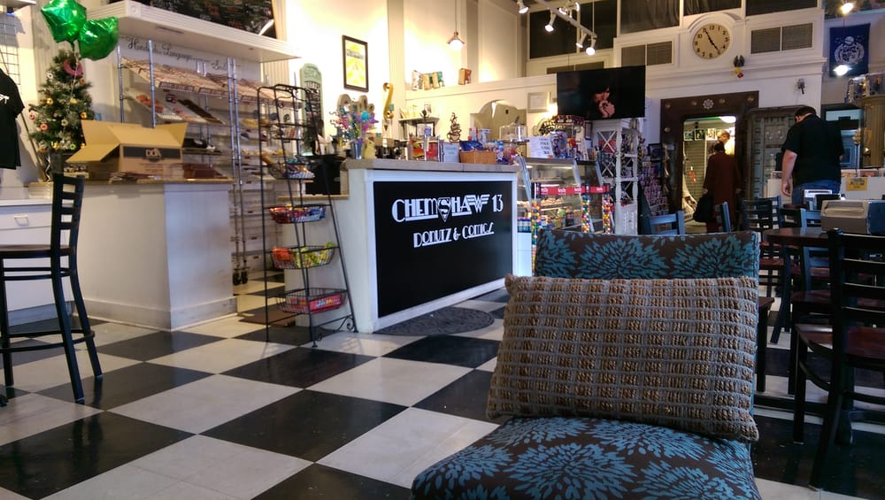 Chemshaw 13 DonutZ & Comics: 138 S Main St, Crown Point, IN