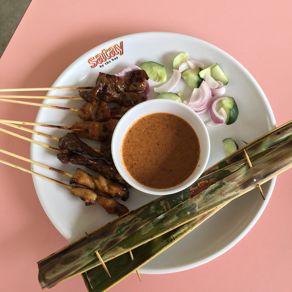 City Satay Smith Street