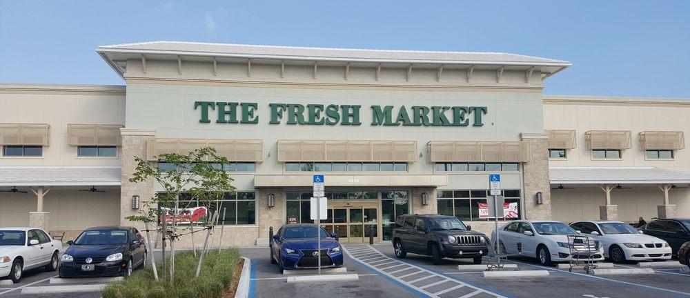The fresh market 35 photos 21 reviews supermarkets for Fish market fort lauderdale