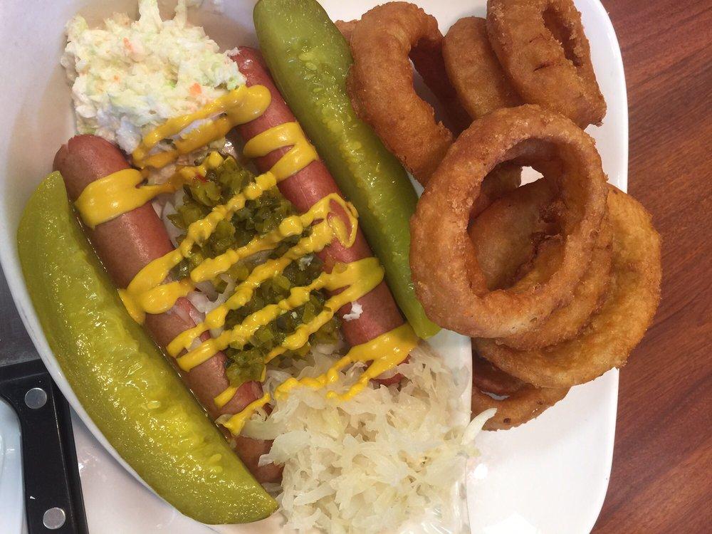 Sams Hot Dog Stand: 5786 A Three Notched Rd, Crozet, VA