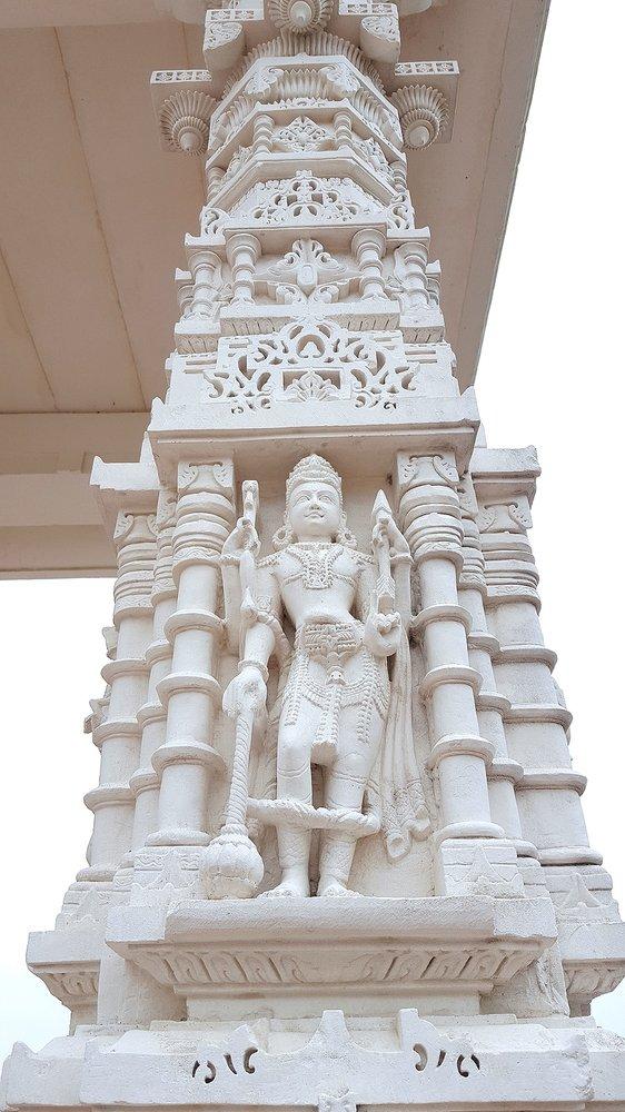 BAPS Shri Swaminarayan Mandir: 4N739 Il, Bartlett, IL