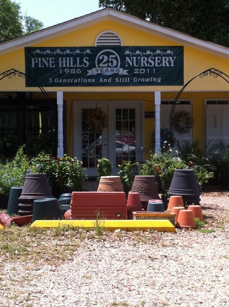 Pine Hills Nursery: 7434 Cuevas Rd, Pass Christian, MS