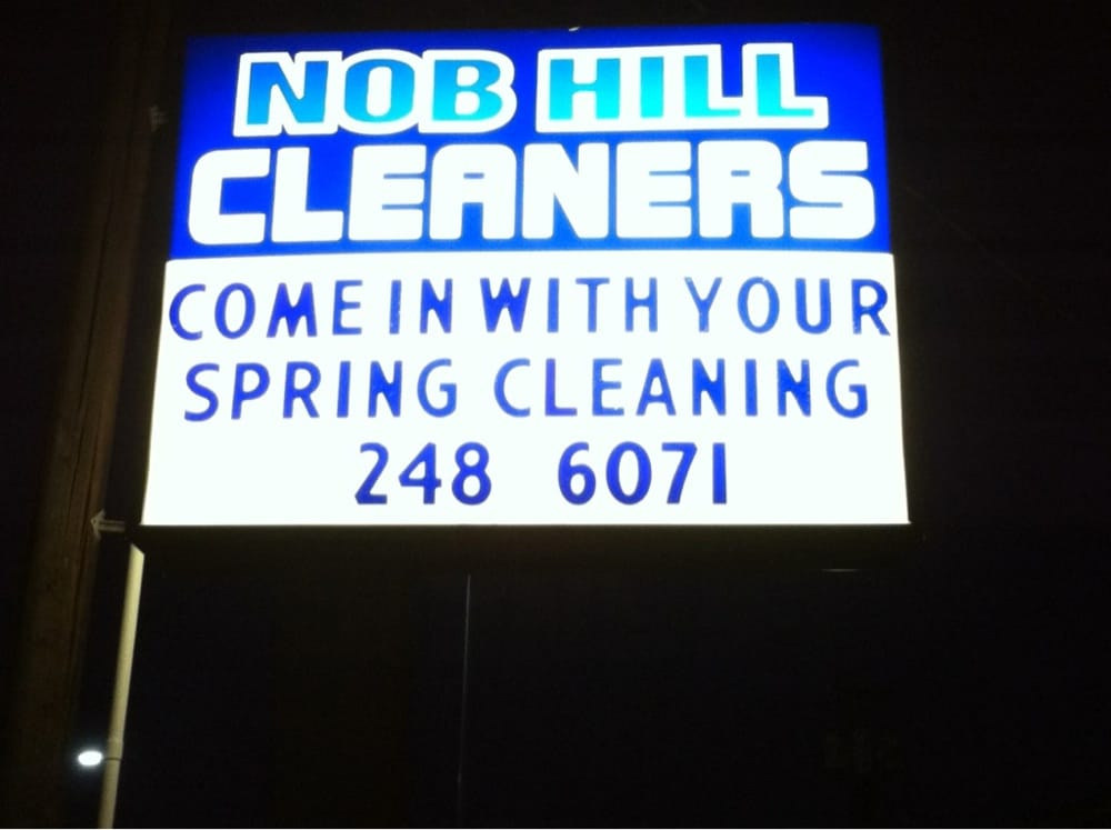 Nob Hill Cleaners: 2904 W Nob Hill Blvd, Yakima, WA