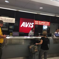 Avis Rent A Car 19 Reviews Airports 1200 Brooks Ave Rochester