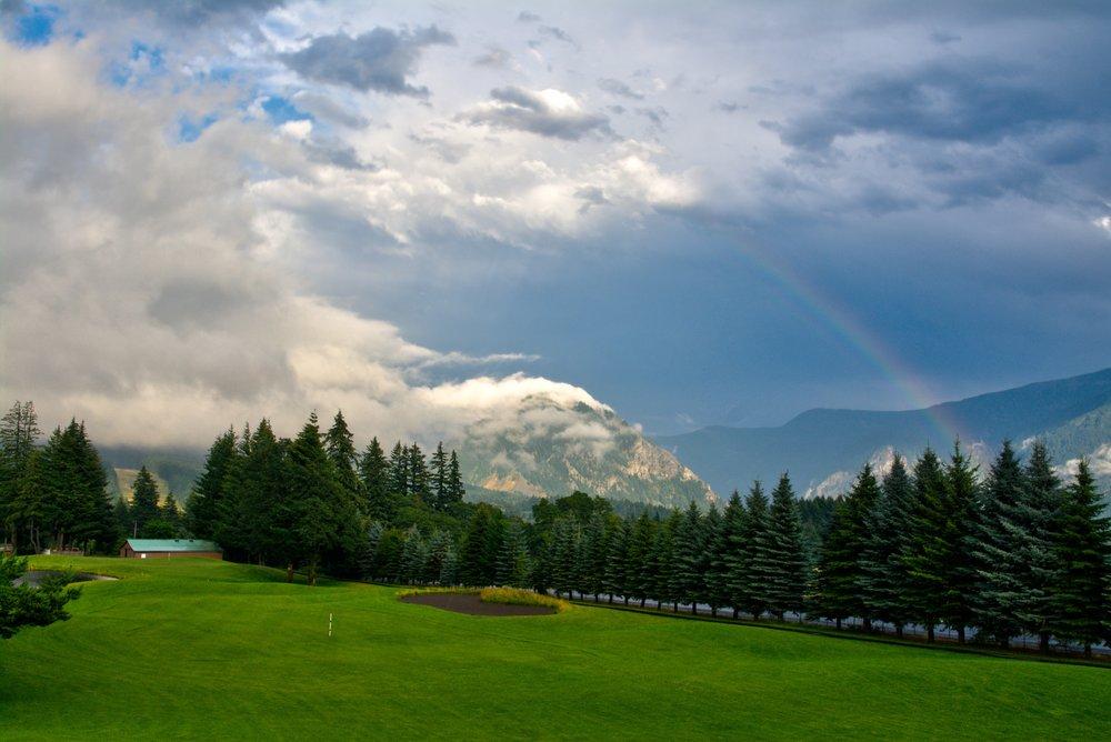 Elk Ridge Golf Course: 1ST St Martin's Springs Rd, Carson, WA