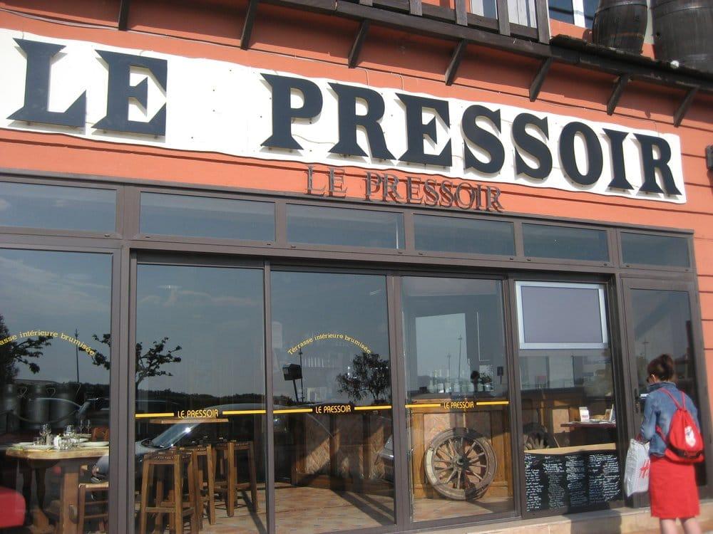 Le pressoir closed french 97 ave georges pompidou for Le pressoir restaurant