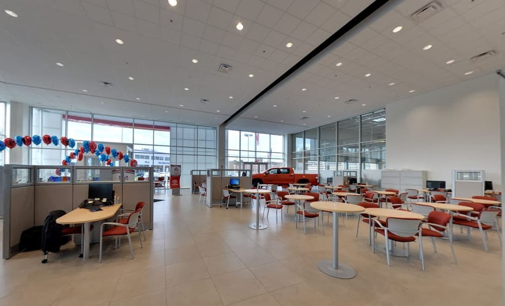 Welcome To Ira Toyota Of Danvers!   Yelp