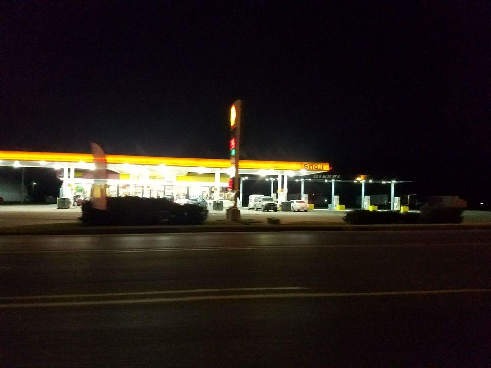 Shell: 306 N Canal St, Annawan, IL