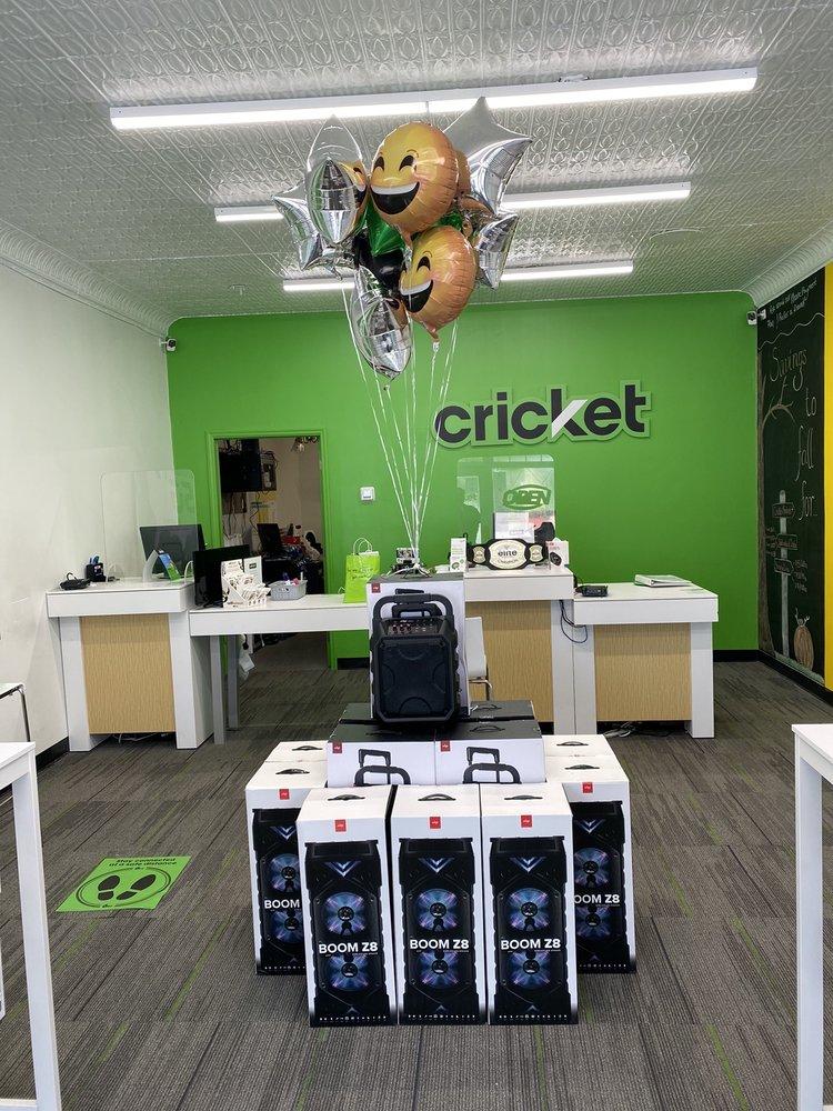 Cricket Wireless Authorized Retailer: 12 N Summit St, Crescent City, FL