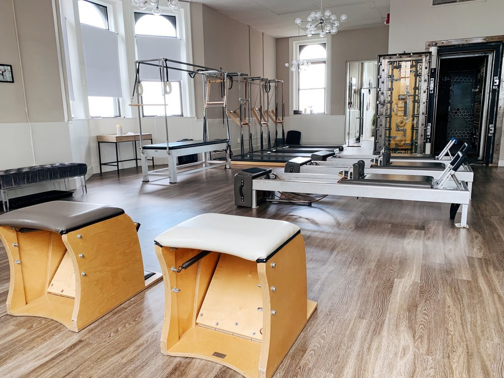Six Degrees Pilates: 612 Main St, Boonton, NJ