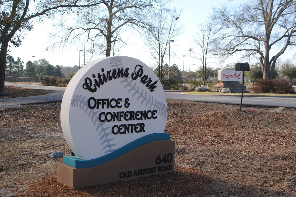 Citizens Park Office and Conference Center: 640 Old Airport Rd, Aiken, SC