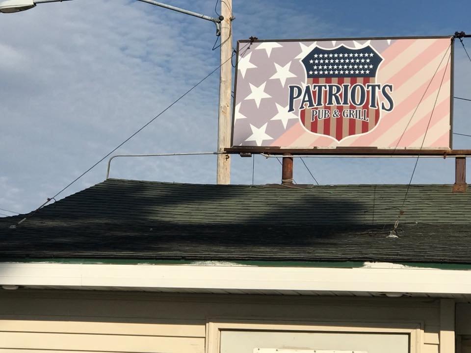 Patriots Pub & Grill: W7871 State Rd 21 73, Wautoma, WI