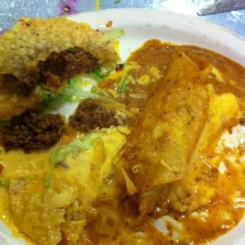 Fuentes Mexican Restaurant Menu