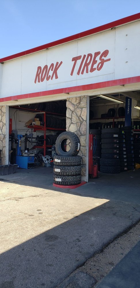 Rock Tires: 2040 W Main St, Barstow, CA